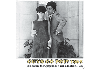 VARIOUS - Guys Go Pop! 1965 - (CD)
