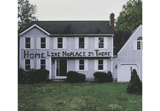 The Hotelier - Home Like Noplace Is There - (CD)