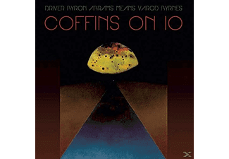 Kayo Dot - Coffin On Io [CD]