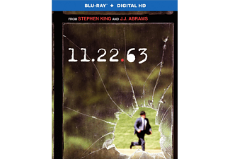 11.22.63 Säsong 1 Blu-ray Science Fiction / Fantasy / Mysterier Blu-ray
