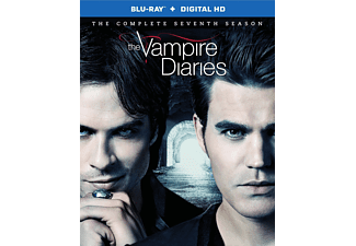 The Vampire Diaries Säsong 7 Blu-ray Fantasy Blu-ray