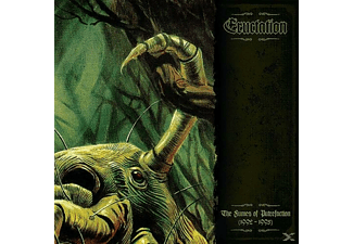 Eructation - The Fumes Of Putrefaction (1992-199 - (CD)