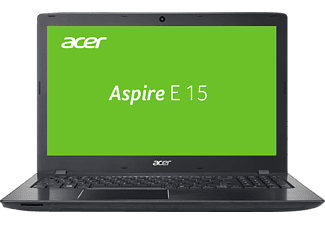 ACER Aspire E 15 (E5-575G-73AA), Notebook mit 15.6 Zoll Display, Core™ i7 Prozessor, 8 GB RAM, 1 TB HDD, GeForce 940MX, Schwarz