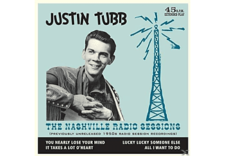 Justin Tubb - The Nashville Sessions [Vinyl]