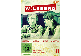 Wilsberg 11 - Royal Flush / Interne Affären - (DVD)