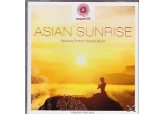 Dakini Mandarava - entspanntSEIN - Asian Sunrise (Relaxing Eastern Moods Music) - (CD)