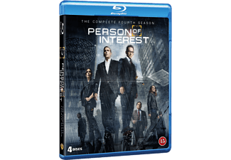 Person of Interest Säsong 4 Blu-ray Science Fiction Blu-ray