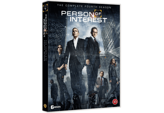 Person of Interest Säsong 4 Blu-ray Science Fiction DVD