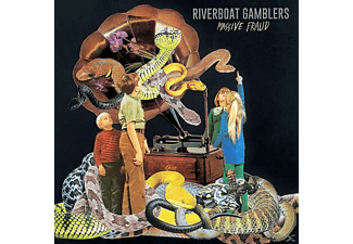Riverboat Gamblers - Massive Fraud - (Vinyl)