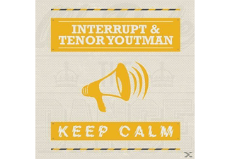 Interrupt - keep calm - (Vinyl)