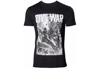 Marvel T-Shirt -XL- Civil War