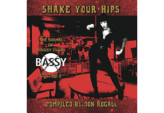 VARIOUS - The Sound Of Bassy Volume 2 - Shake Your Hips [Vinyl]