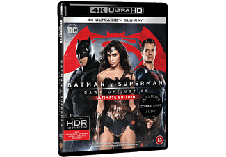 Batman V Superman: Dawn of Justice Action Blu-ray