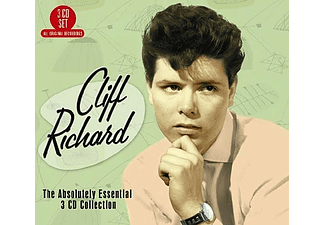 Cliff Richard - The Absolutely Essential 3 CD Collection (CD)