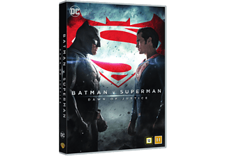 Batman V Superman: Dawn of Justice DVD Action DVD