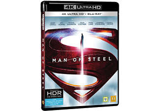 Man of Steel 4K UHD Blu-ray Action Blu-ray