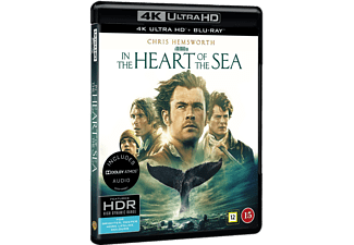 Heart of the Sea 4K UHD Äventyr 4K Ultra HD Blu-ray