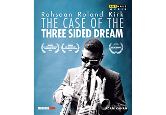 Rahsaan R.Kirk: The Case of the 3 sided dream - (Blu-ray)