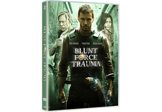 Blunt Force Trauma DVD Action DVD