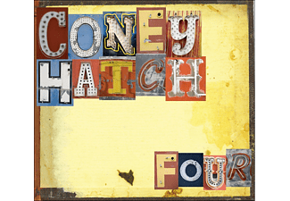Coney Hatch - Four - (CD)
