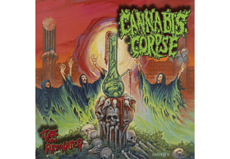 Cannabis Corpse - Tube Of The Resinated (Re-Release) [CD]