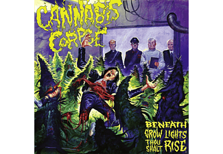 Cannabis Corpse - Beneath Grow Lights Thou Shalt Rise [CD]
