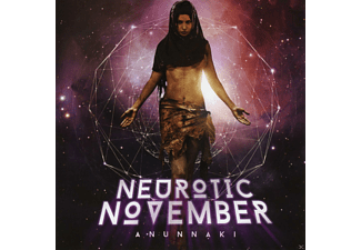 Neurotic November - Anunnaki - (CD)