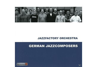 Jazzfactory Orchestra - German Jazzcomposers - (CD)