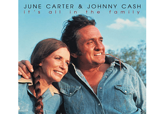 Johnny Cash - It S All In The Family - (CD)