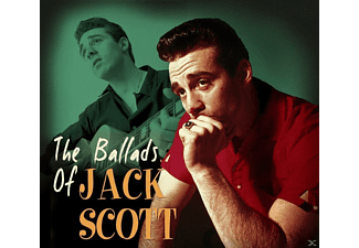 Jack Scott - The Ballads Of Jack Scott - (CD)