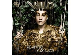 Playing Savage - Wild - (CD)