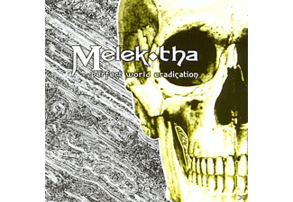 Melek-tha - Perfect World Eradication [CD]