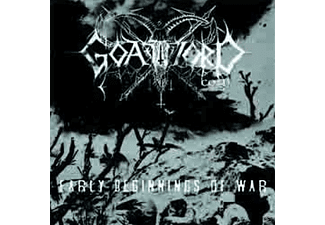 Goatlord Corp. - Early Beginnings Of War [CD]