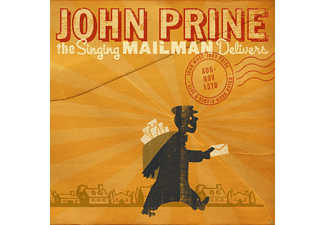 John Prine - Singing Mailman Delivers [CD]