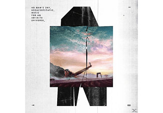 65daysofstatic - No Man's Sky: Music For An Infinite Universe [CD]