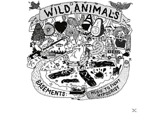 Wild Animals - Basements: Music To Fight Hypocrisy [CD]