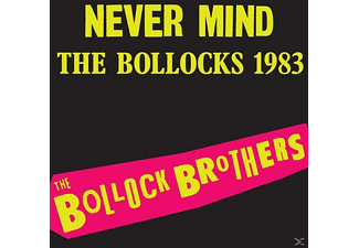 The Bollock Brothers - Never Mind The Bollocks 1983 [Vinyl]