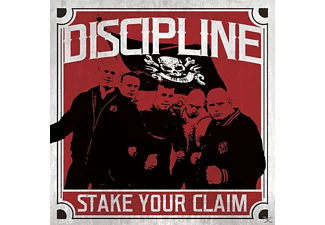 Discipline - Stake Your Claim (Red Vinyl) [Vinyl]