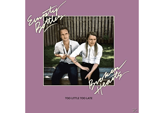 Empty Bottles Broken Hearts - Too Little Too Late [CD]
