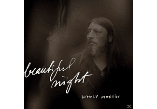 Wholy Martin - Beautiful Night [CD]