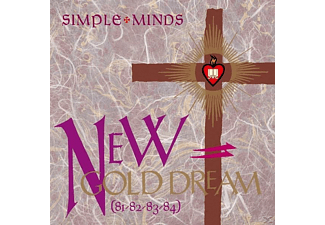 Simple Minds - New Gold Dream  (Deluxe 2CD) [CD]