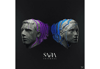 Safia - Internal [CD]
