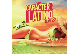 VARIOUS - Caracter Latino 2016 - (CD)