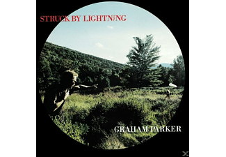 Graham (2016 Expanded Editio Parker - Struck By Lightning [CD]
