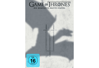 Game of Thrones - Staffel 3 - (DVD)