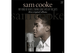 Sam Cooke - MY KIND OF BLUES/SWING LOW/HITS OF THE 50S - (Vinyl)
