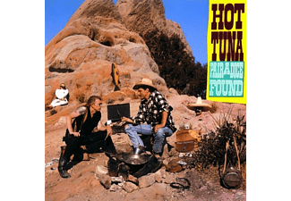 Hot Tuna - Pair A Dice Found - (Vinyl)