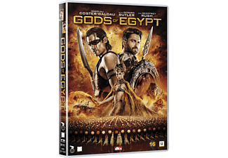 Gods of Egypt DVD Äventyr DVD