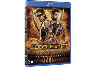 Gods of Egypt Blu-ray Äventyr Blu-ray