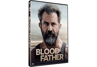 BLOOD FATHER Action DVD